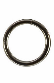 Silver Ring Medium - Sex Toy