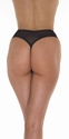 The Look of Love - Mesh Open Crotch Thong Panty