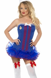 Tutu Sailor Costume