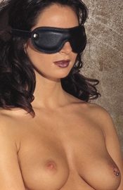 Unisex Cushioned Blindfold for BDSM