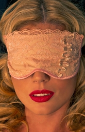 Wicked and Dangerous - Lingerie Sleep Mask