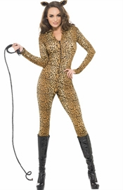 Women's Leopard Costume