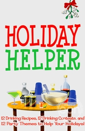 Xmas Party Games Set - Holiday Helper