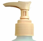 Small Oil or Lotion Pump for 2oz, 4oz or 8oz Bottles