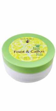 Aloe Foot and Callous Rub