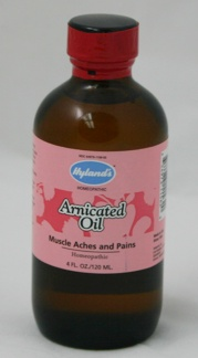 Arnicated Oil