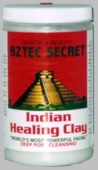 Aztec Secret Clay