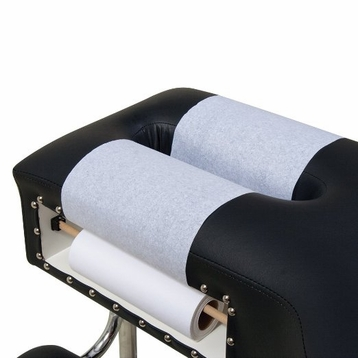 "Chiropractor Face Cradle Paper Roll 8.5"" x 225'"