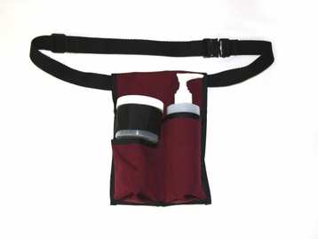 Double All-N-One Holster w/jar and bottle