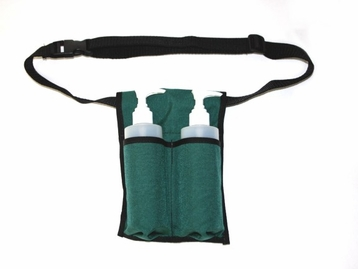 Double Holster w/two 8oz bottles and pumps
