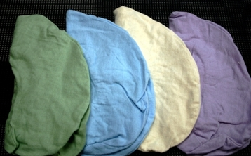 Economy Flannel Face Covers 4pk