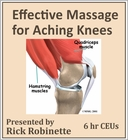Effective Massage for Aching Knees