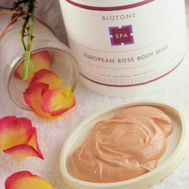 European Rose Body Mud