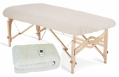 Massage Table Warmers and Fleece Pads