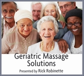 Geriatric Massage Solutions Continuing Education Class