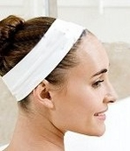 Natural Blend Terry Headband 5pk