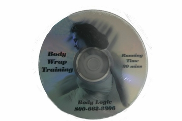 Herbal Body Wrap Training DVD
