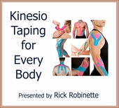 Kinesio Taping for Every Body Continuing Education Class