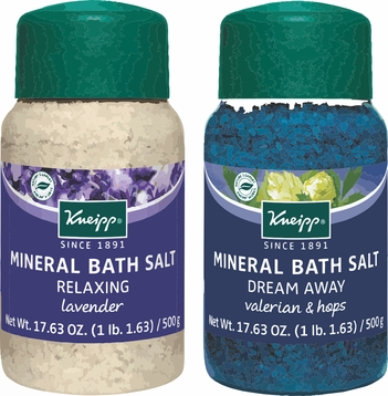 Kneipp Bath Salts 17.6oz