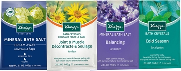 Kneipp Bath Salts 2.1oz Packets
