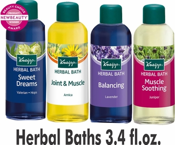 Kneipp Baths 3.4oz