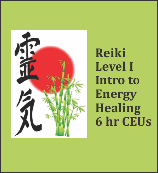Reiki Level I - 6 CEU's