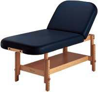 Sedona Stationary Massage Table with Tiltback