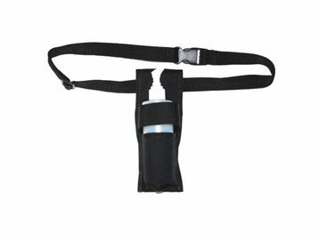 Single All-N-One Holster w/8oz bottle and pump