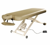Spa Lux Flat Top Electric Lift Massage Table