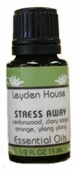 Stress Away Essential Oil Blend by Leydon House 1/2oz