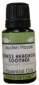 Stress Headache Essential Oil Blend 1/2oz