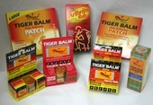Tiger Balm Pain Reviever