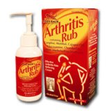 Tiger Balm Arthritis Rub Topical Analgesic - 4oz