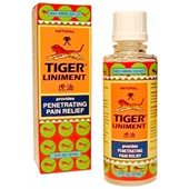 Tiger Balm Liniment -  2oz.