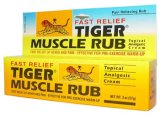 Tiger Balm Muscle Rub - 2oz