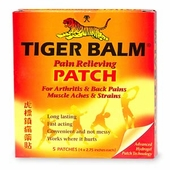 Tiger Balm Patch - 5 Patches