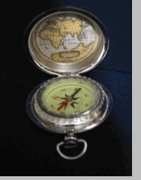 Dalvey Classic Voyager Compass with optional engraving