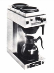 "Coffee Brewer 17"" x 8-3/4"" x 20-1/2"""