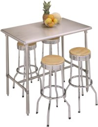 Custom Stainless Steel Work Tables and more!