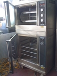 Electric Rotisserie Oven with Warmer Hobart HRW101