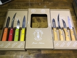 La Fourmi Paring/ Peeling Set of Four Knives OUT OF STOCK