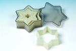 NYLON CUTTER SET BOXED STAR OF DAVID 7 PC SET