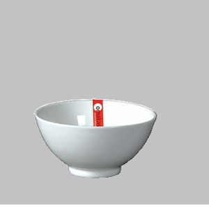 "RICE BOWL 4.5"" WHITE / MIN 6 PCS TO SHIP"