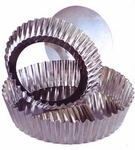 Round Fluted Cake Mold