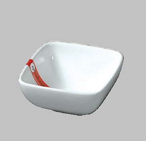 "SAUCE DISH 3"" WHITE / MIN 6 PCS TO SHIP"