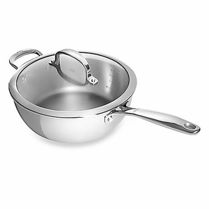 "Sauce Pan 3.5 QT SS + Cover       ""NOT Available"""