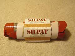 "Silpat Petite Jelly Roll 8 ¼""x 11"