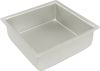 SQUARE CAKE PAN SOLID BOTTOM 8 X 8 X 2""