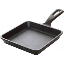 "WONDER SKILLET 5"" SQ. SEASONED"