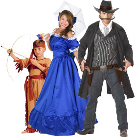 Historical & Period Costumes | Halloween Costumes | brandsonsale.com
